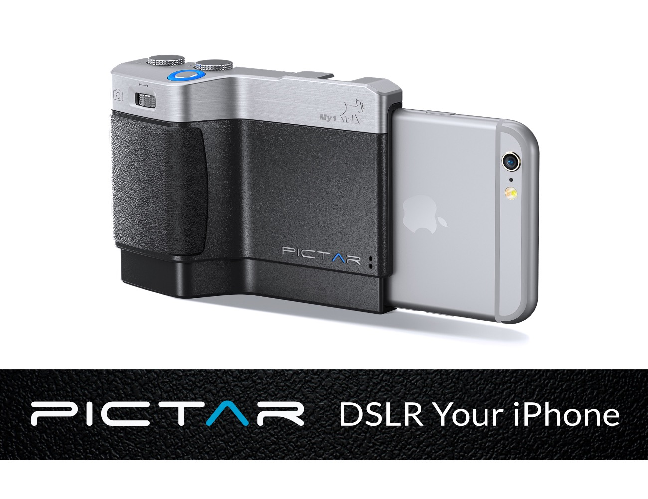 Pictar – Ergonomic iPhone Camera Grip