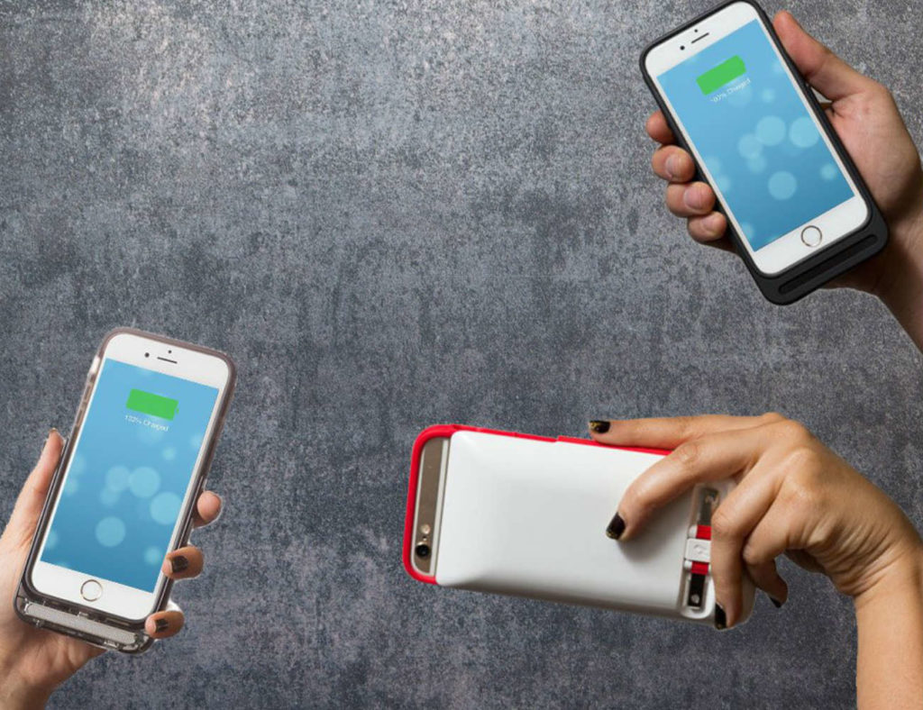 Prong PWR iPhone 6/S Battery Case