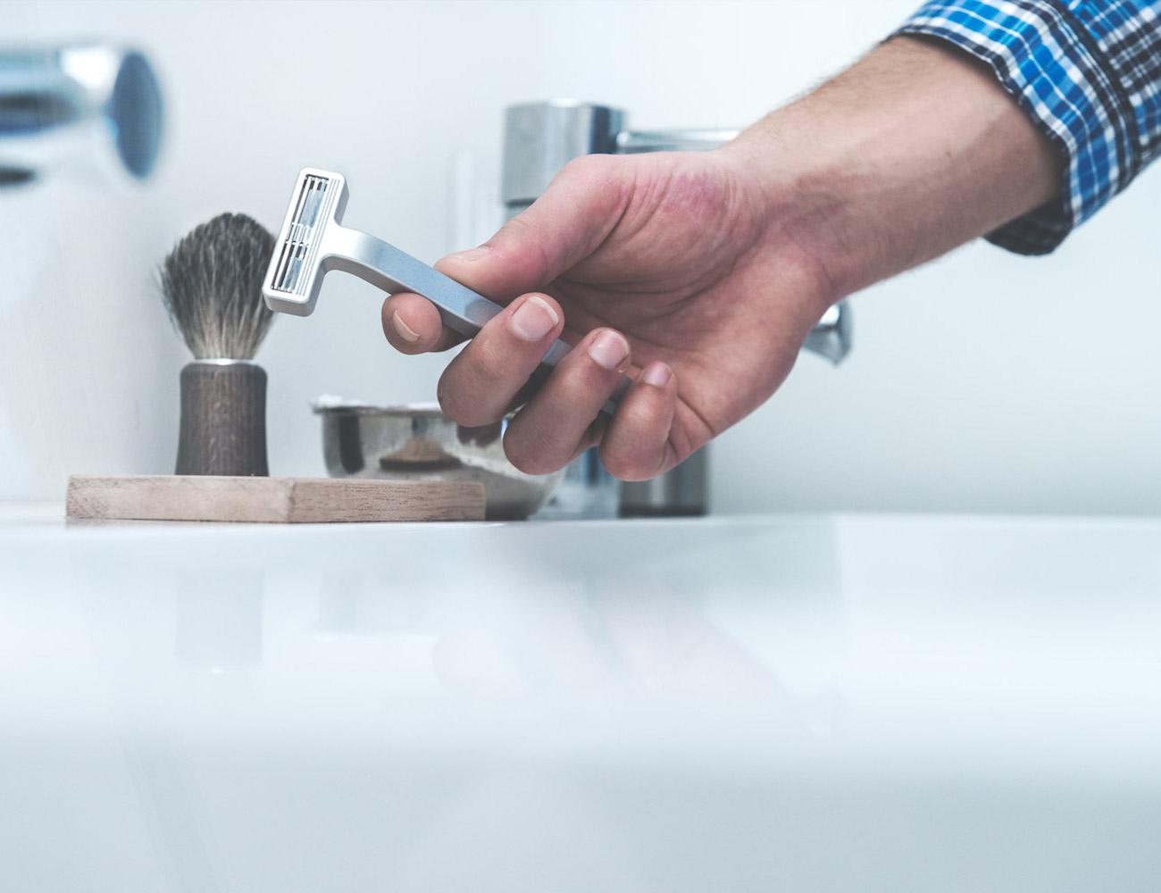 RZR Shaving
