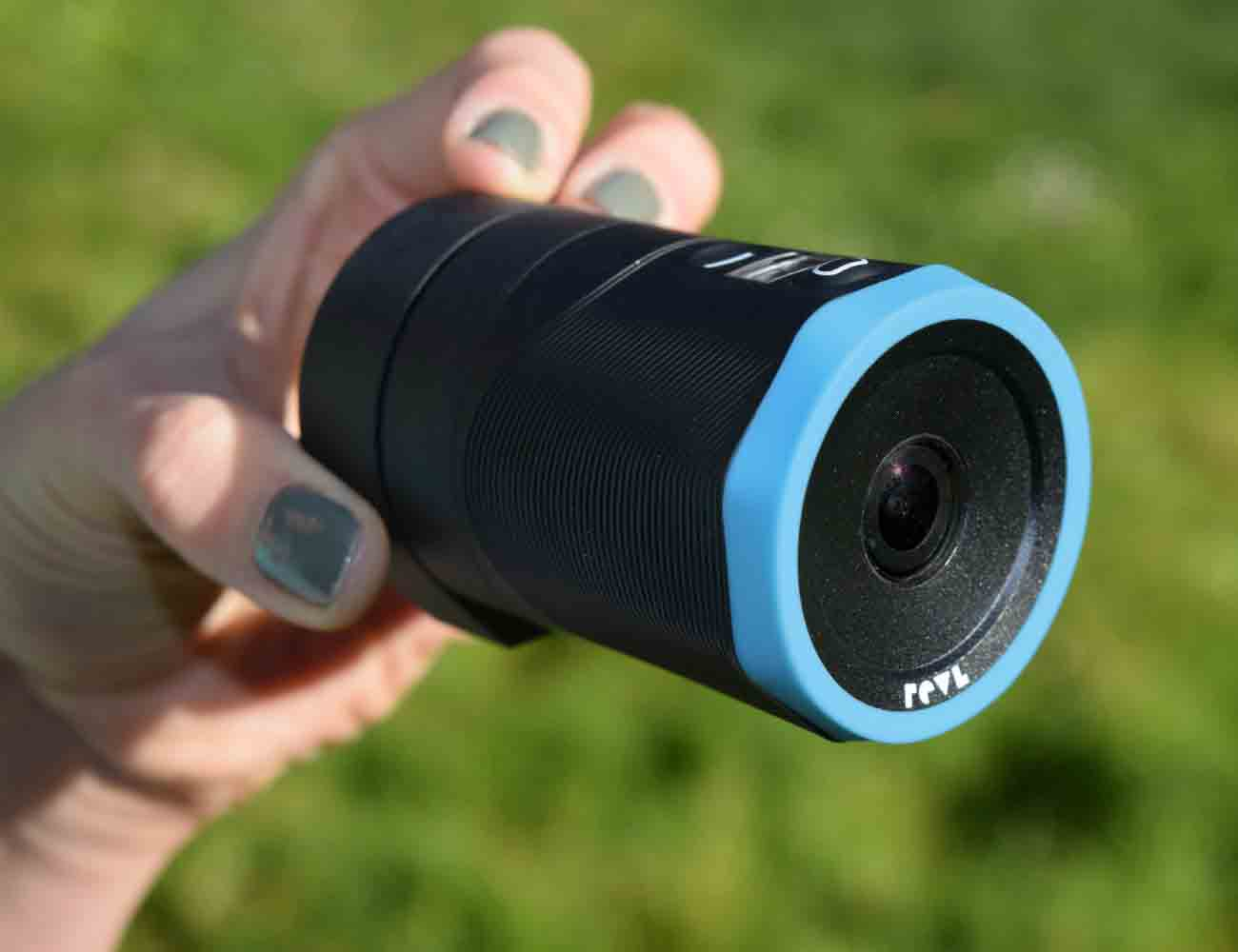 Revl – The World's Smartest Action Camera