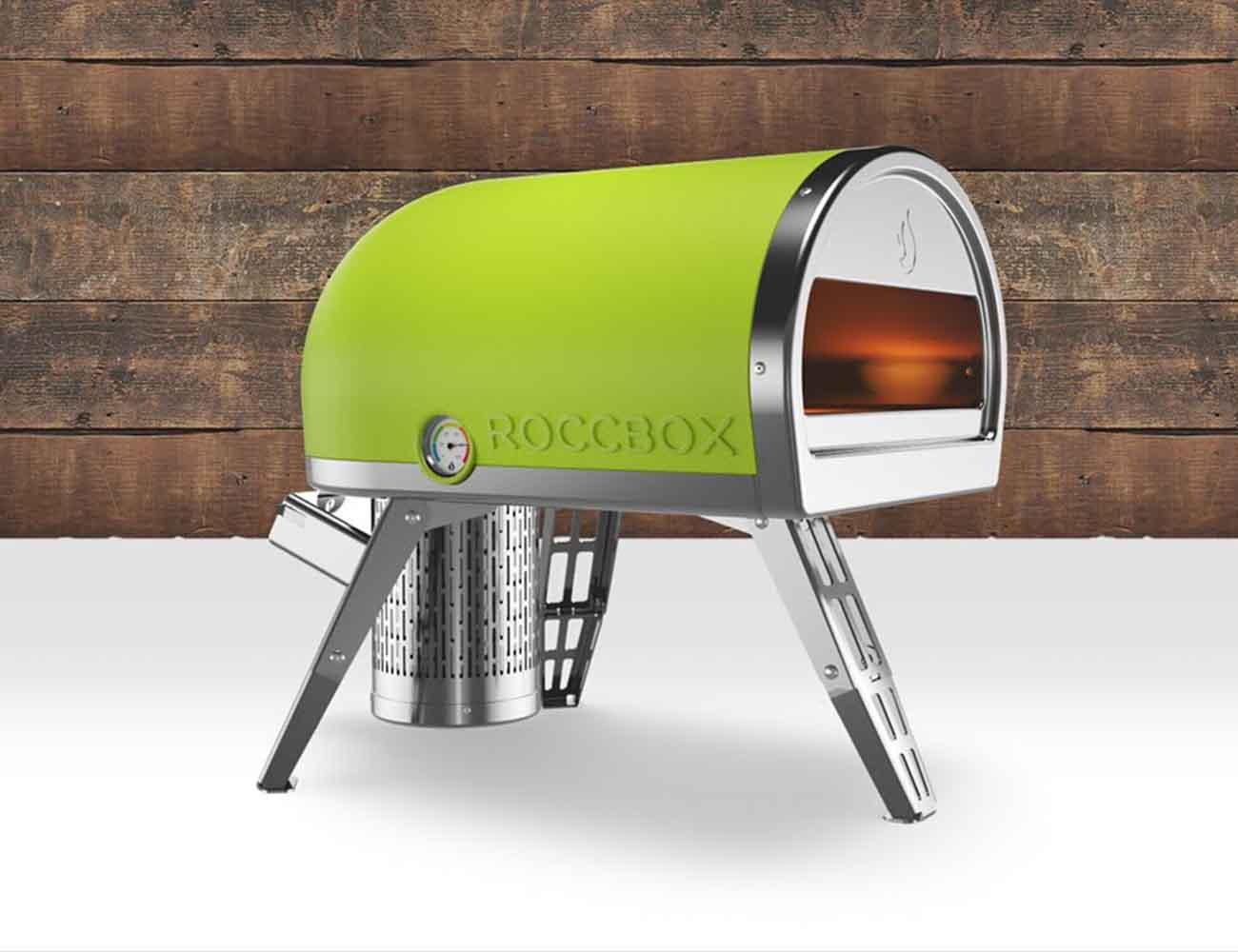 Roccbox – The Portable Stone Bake Pizza Oven