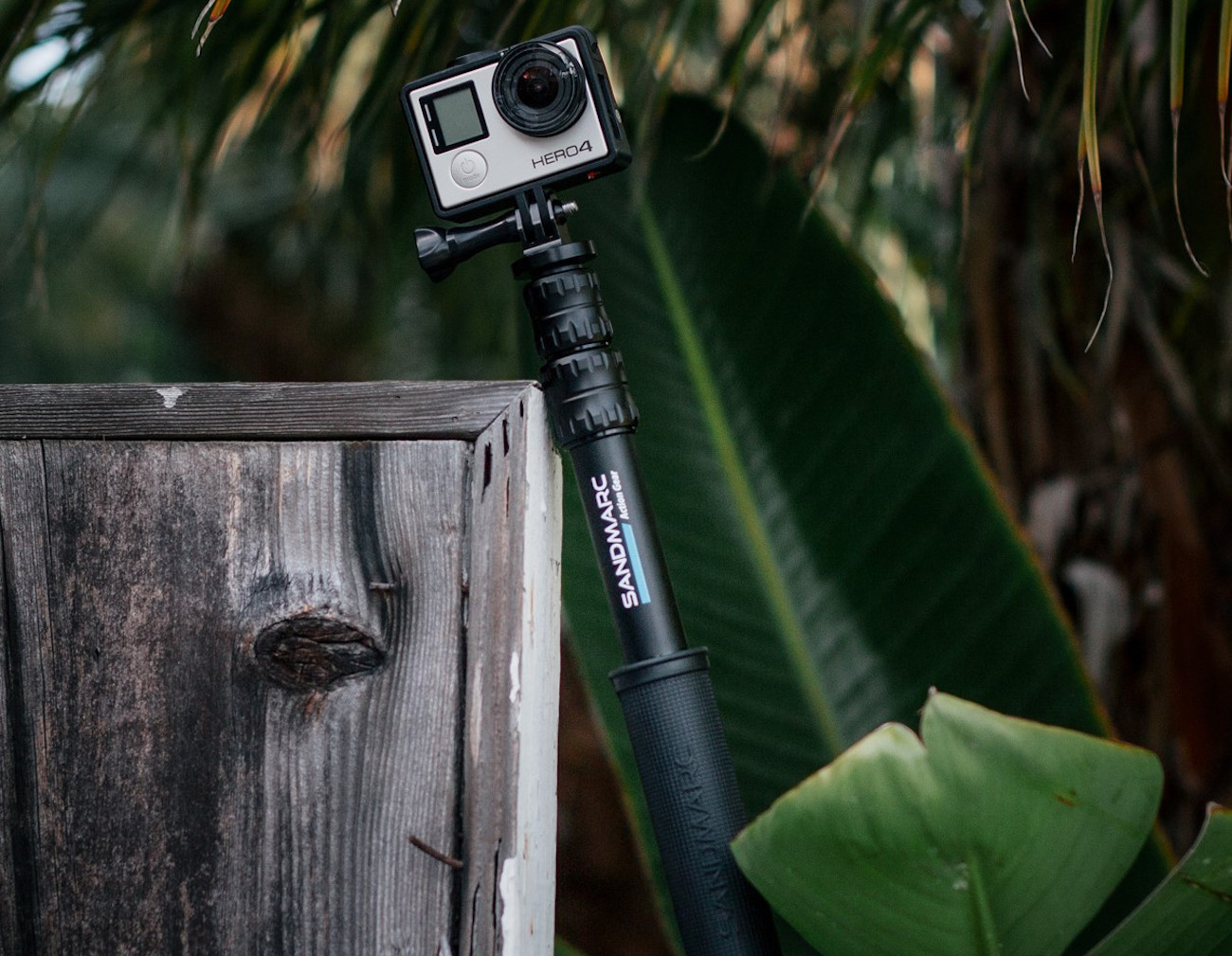 SANDMARC Compact Extension Pole for GoPro