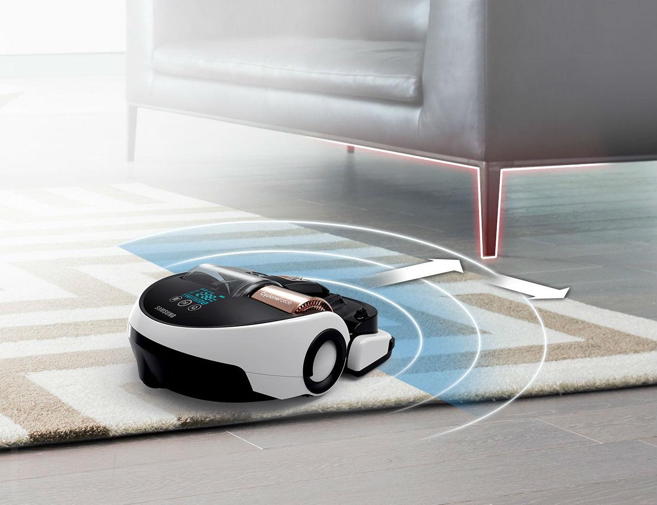 Samsung+POWERbot+VR9000+Robot+Vacuum