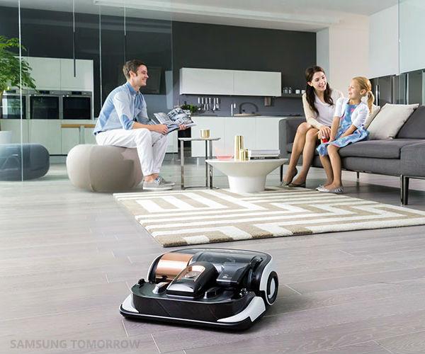 Samsung POWERbot VR9000 Robot Vacuum