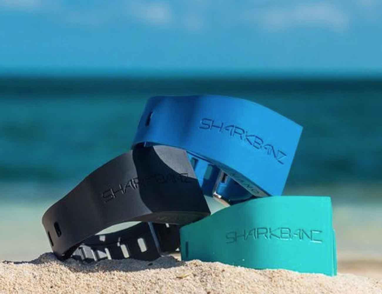 Sharkbanz Shark Deterrent Wristband by Mano