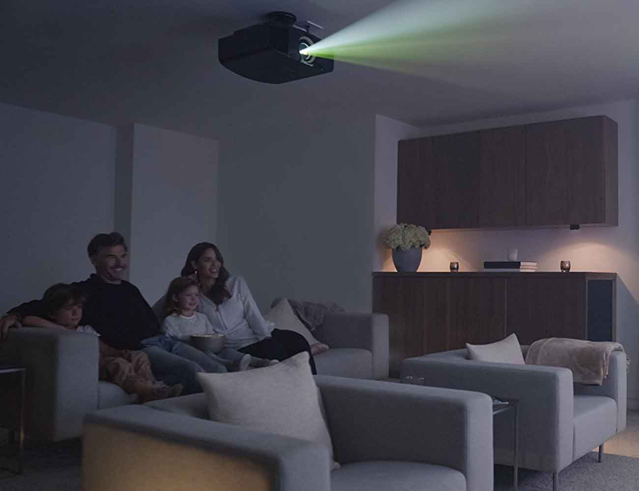 Sony 4K 3D SXRD Home Theater/Gaming Projector