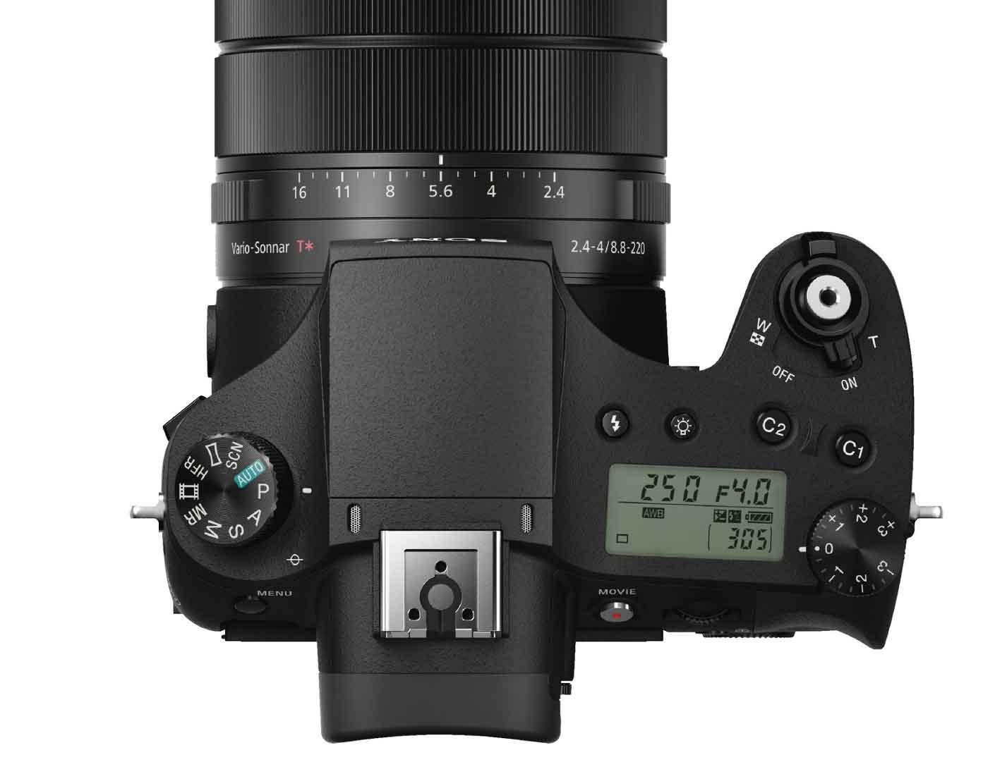 Sony RX10 III Superzoom Camera
