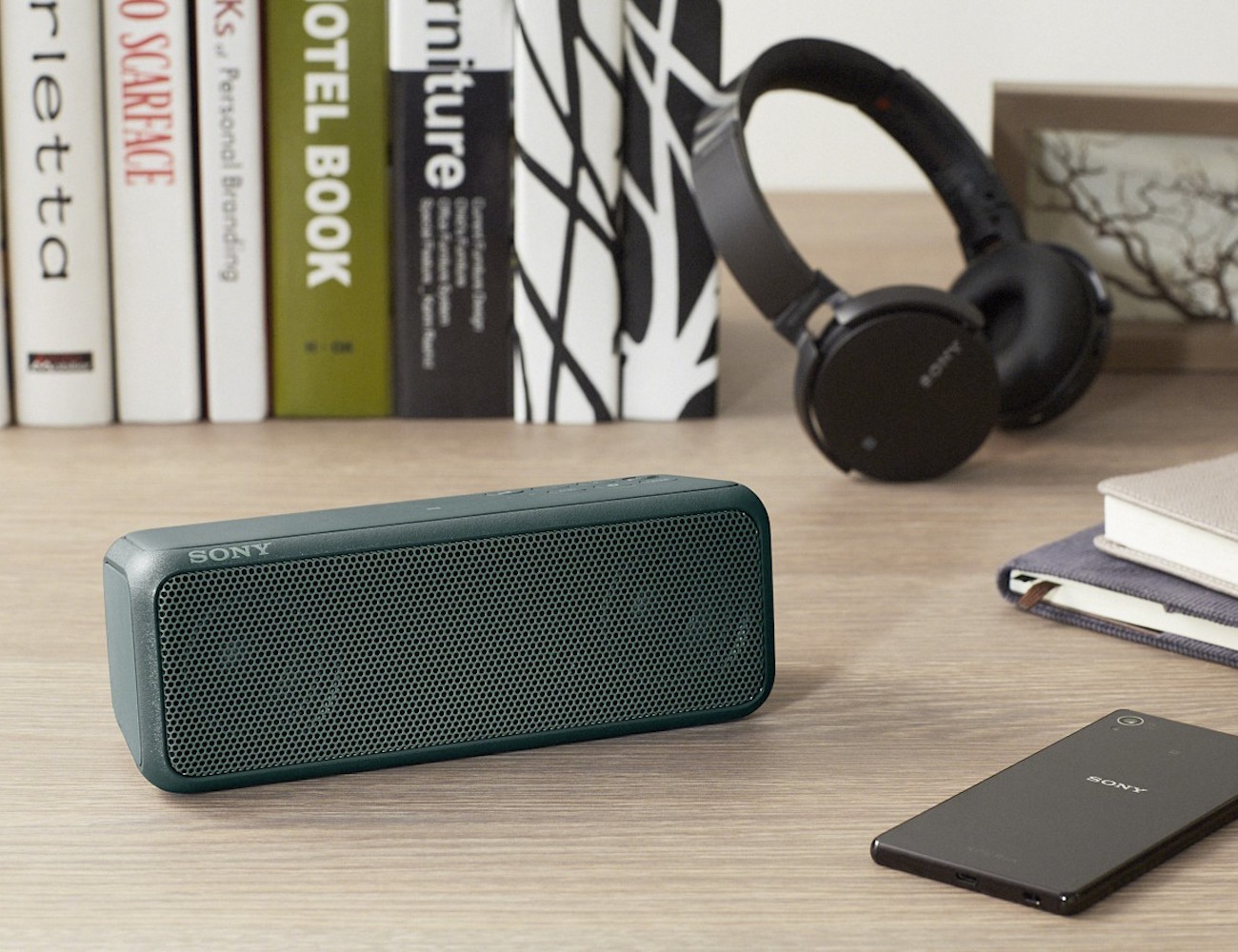 Sony XB3 Waterproof Bluetooth Speaker