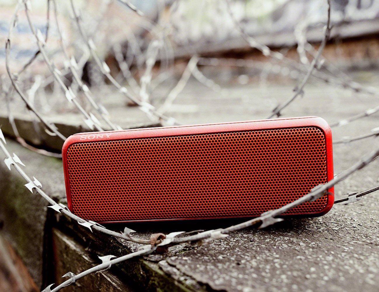 Sony XB3 Waterproof Bluetooth Speaker