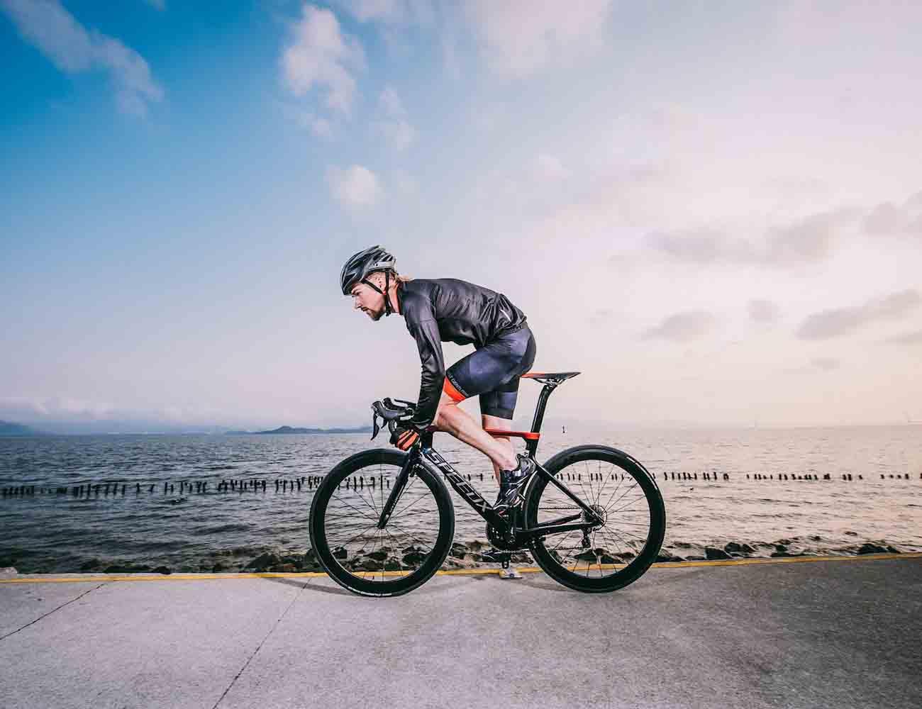 SpeedX Leopard – The First Ever Smart Aero Road Bike