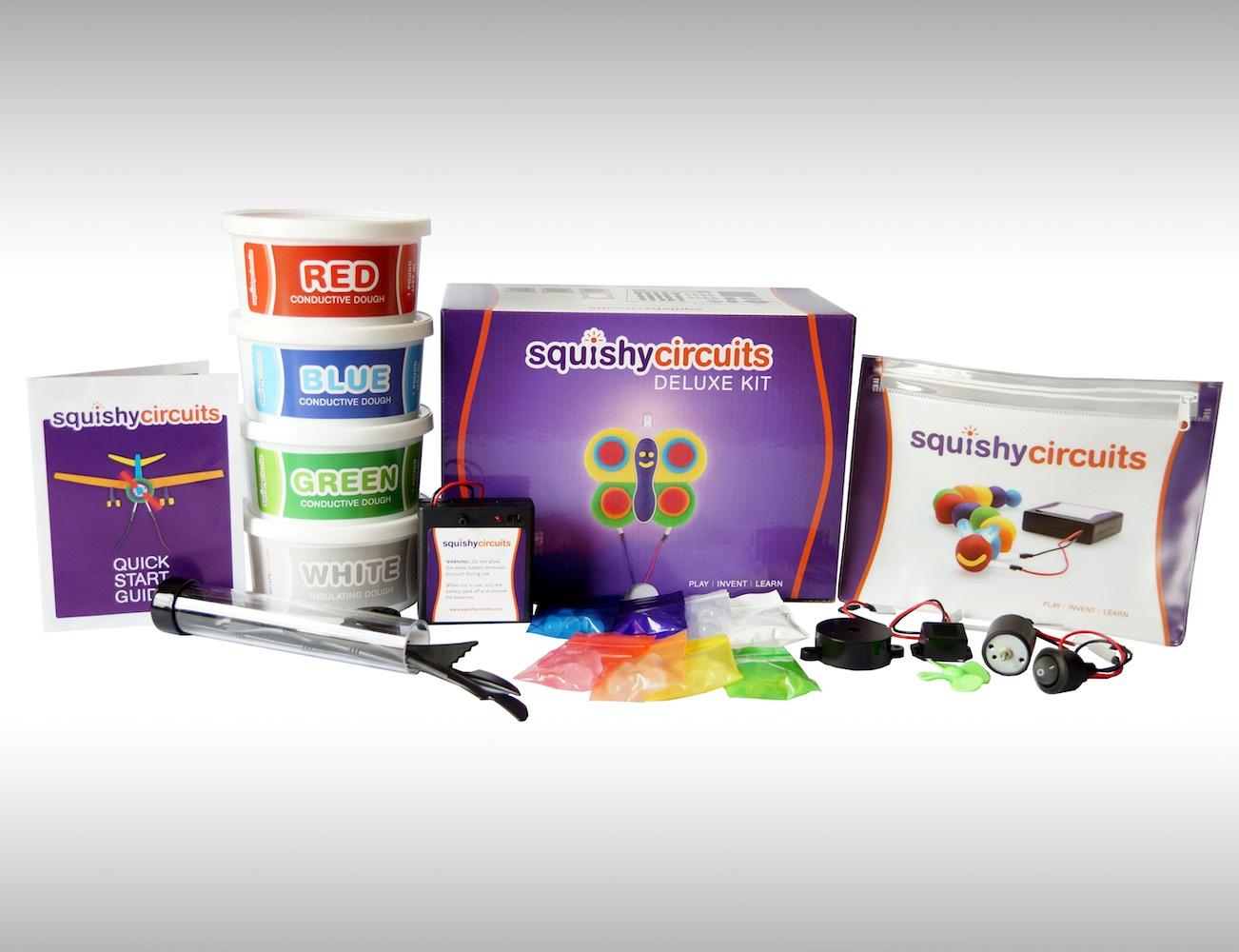 Squishy Circuits Kits