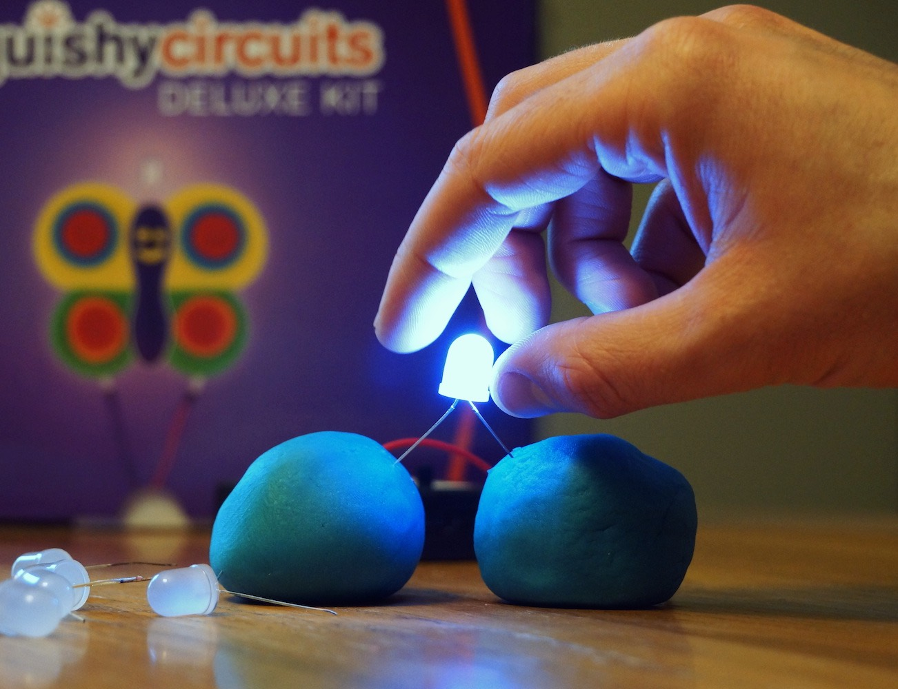 Squishy Circuits Kits   Gadget Flow
