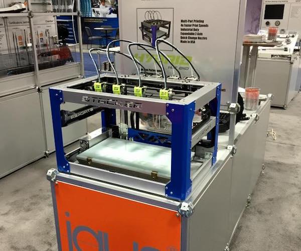 Stacker 3D Printer