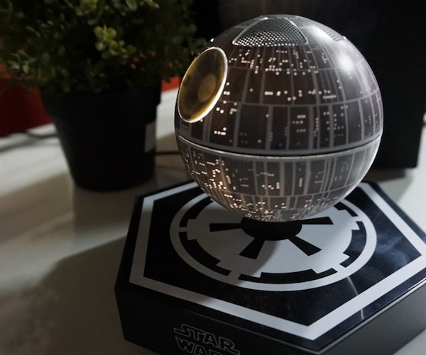 Star+Wars+Death+Star+Levitating+Bluetooth+Speaker