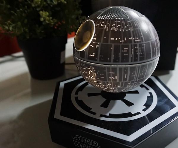 Star Wars Death Star Levitating Bluetooth Speaker 187 Review