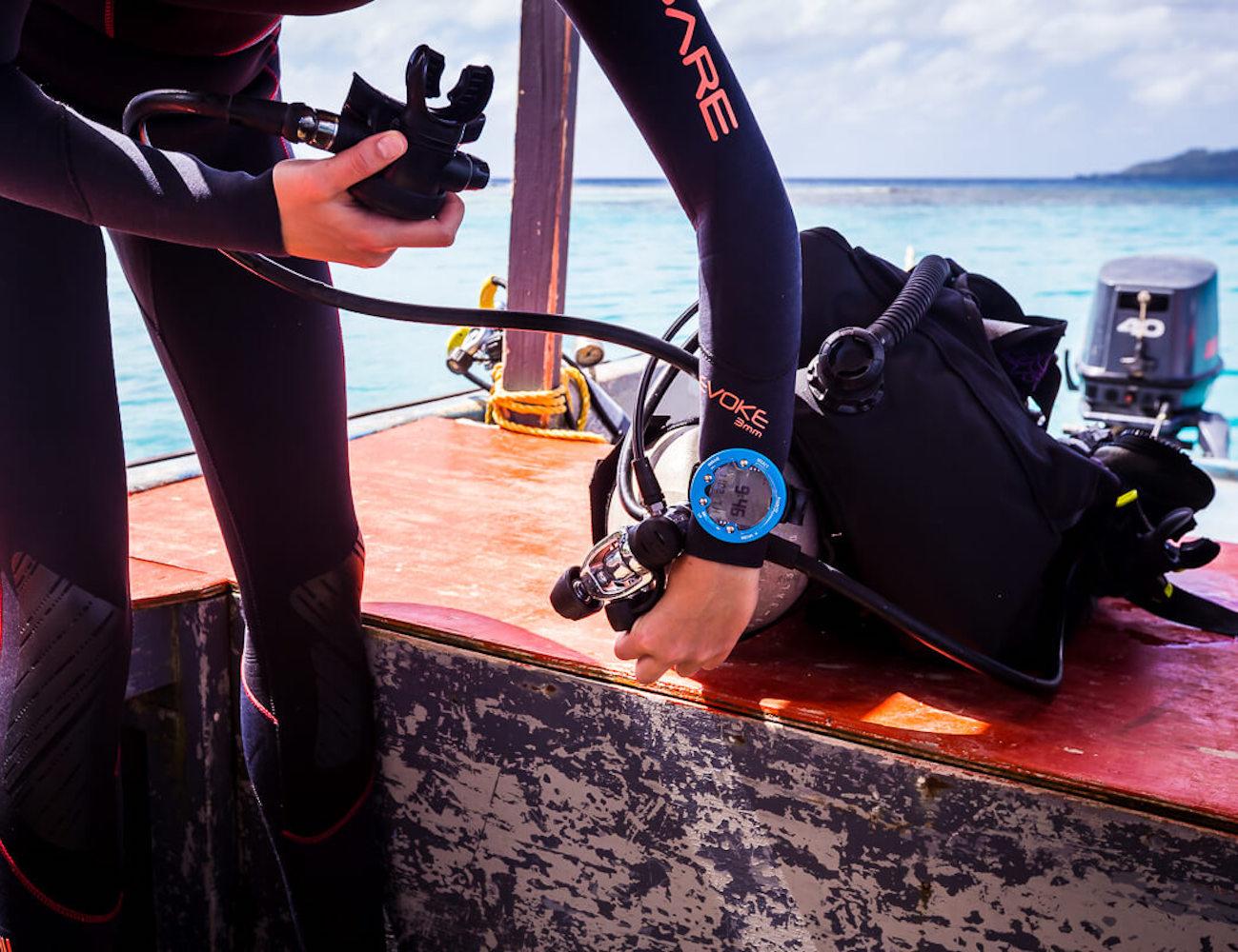 Suunto Zoop Novo Dive Computer Watch
