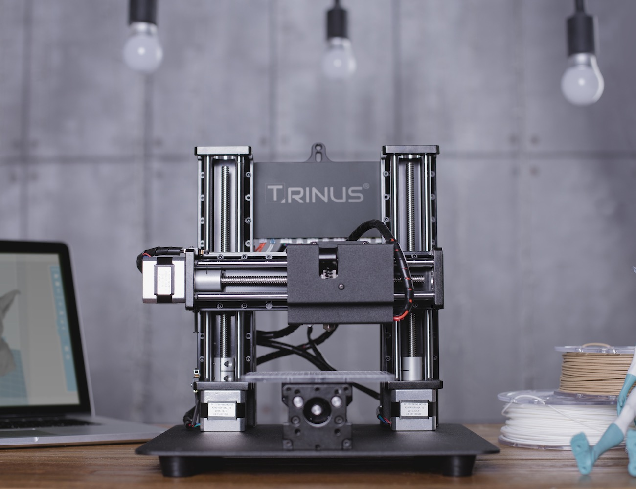 TRINUS – The Affordable All-Metal 3D Printer