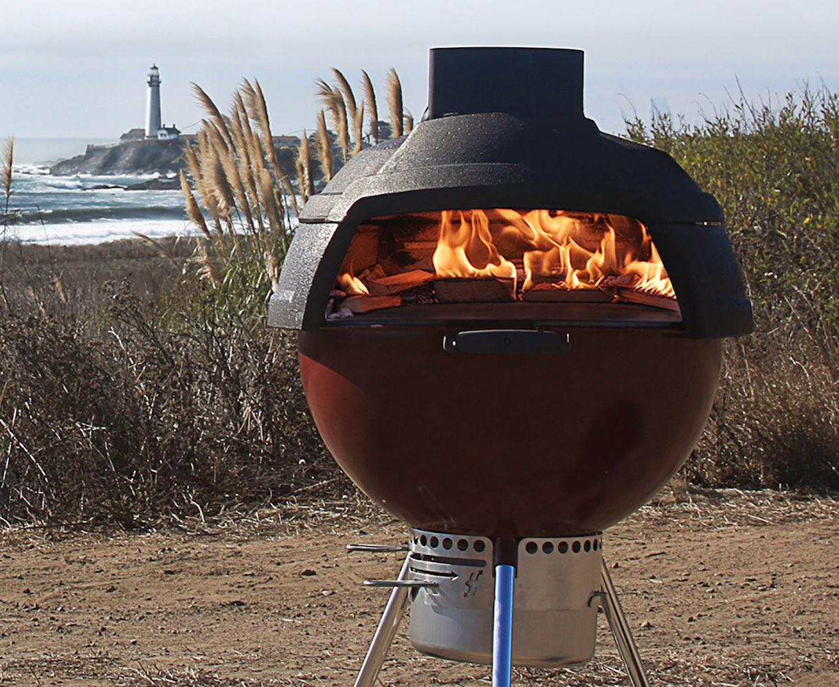 Mobile Brick Ovens. Durable Pizza Stones. Exceptionally Made.