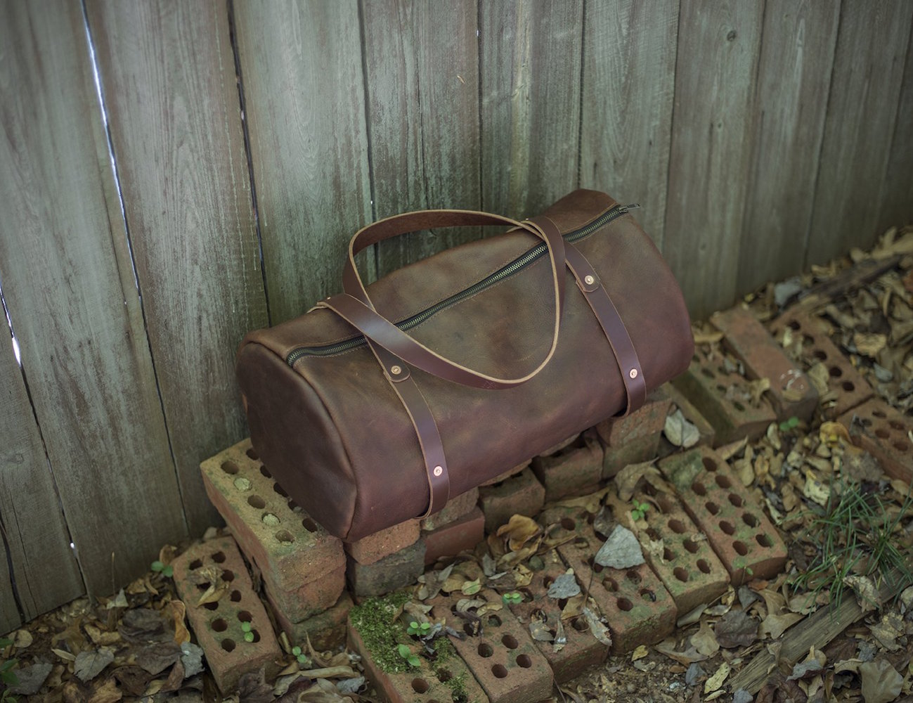 The William Duffle by Go Forth Goods