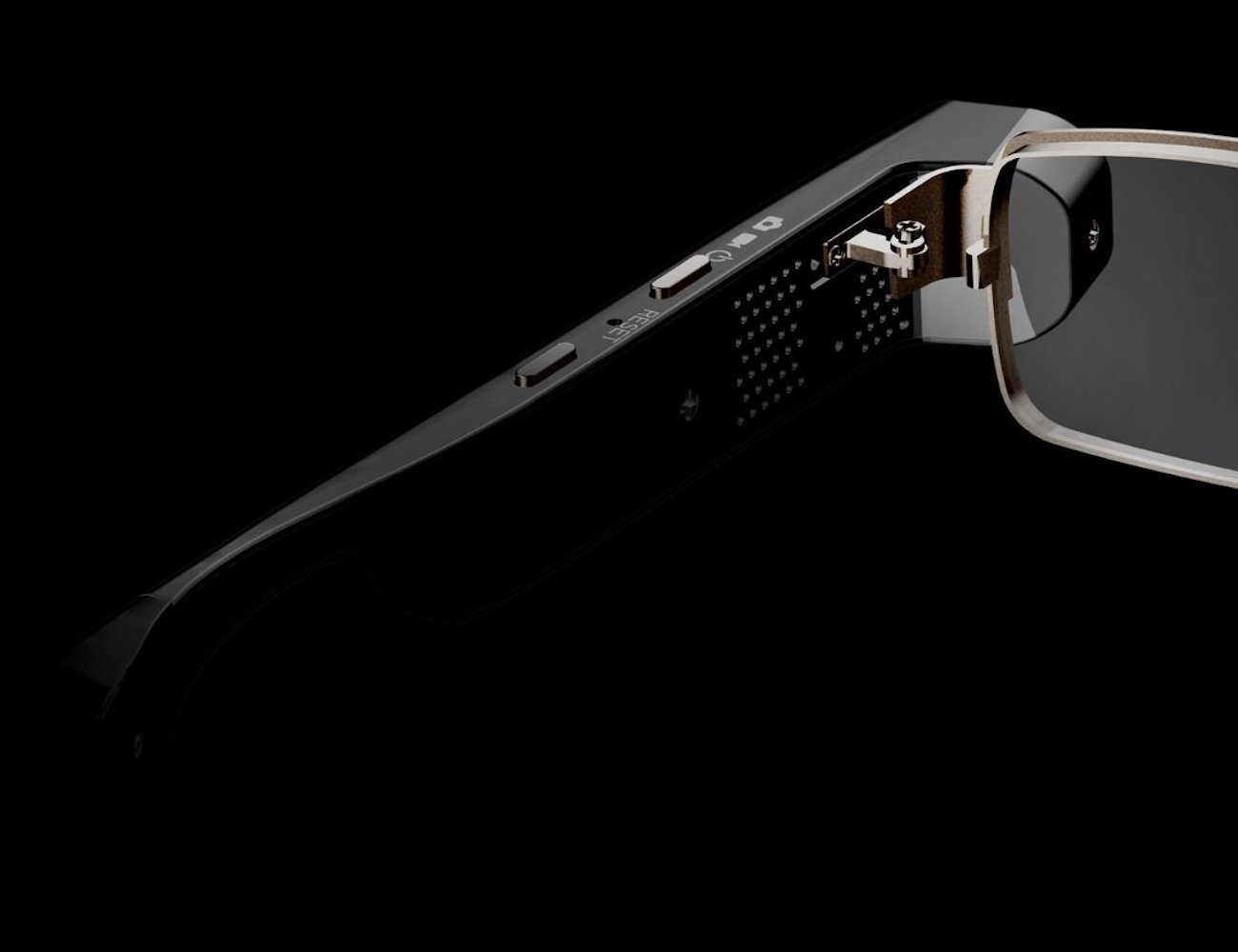 Theia PRO App Enabled Eyeglasses by 7