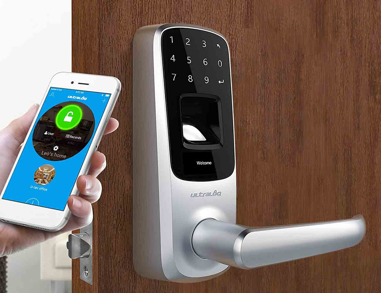 Ultraloq Smart Lock Simplify Your Safety 187 Gadget Flow