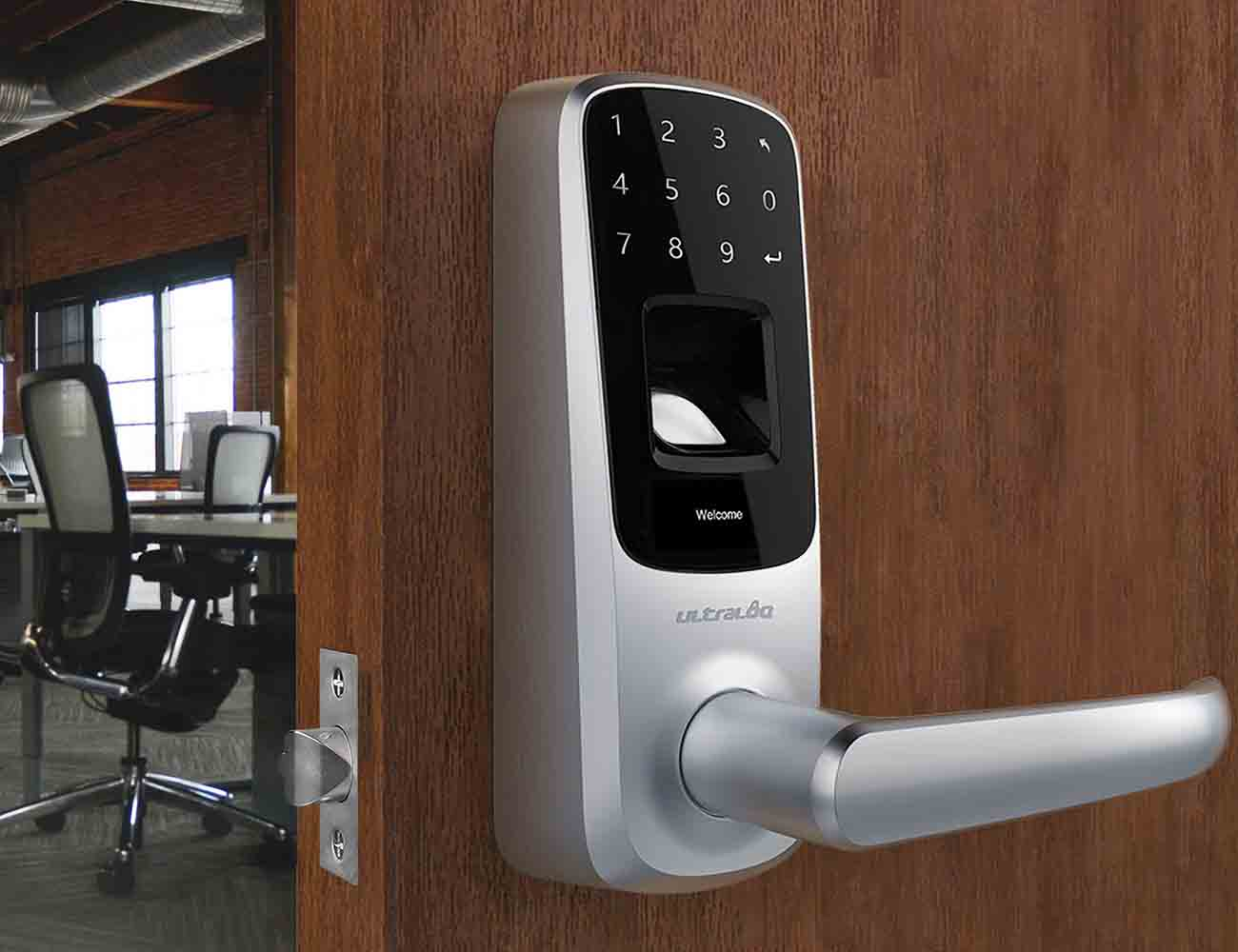 Ultraloq Smart Lock – Simplify Your Safety