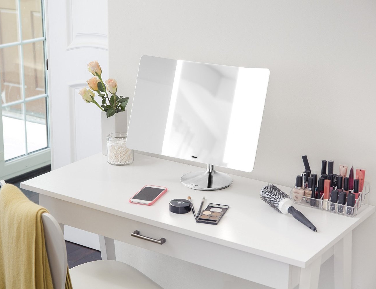 Wide-View Sensor Mirror by simplehuman