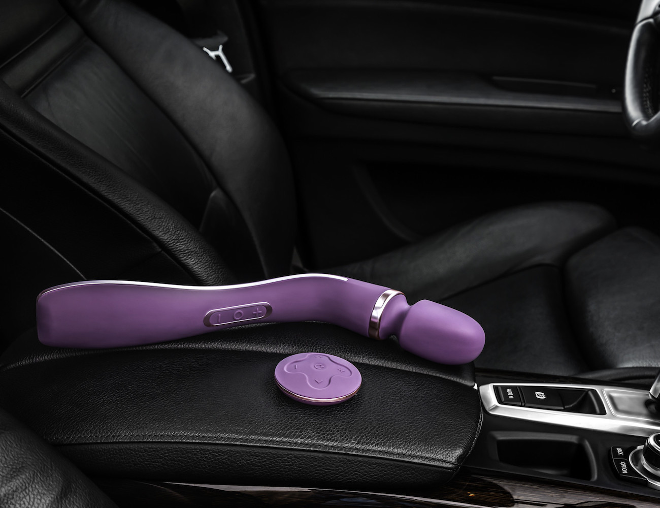Wireless Remote Massager Sola SYNC » Gadget Flow