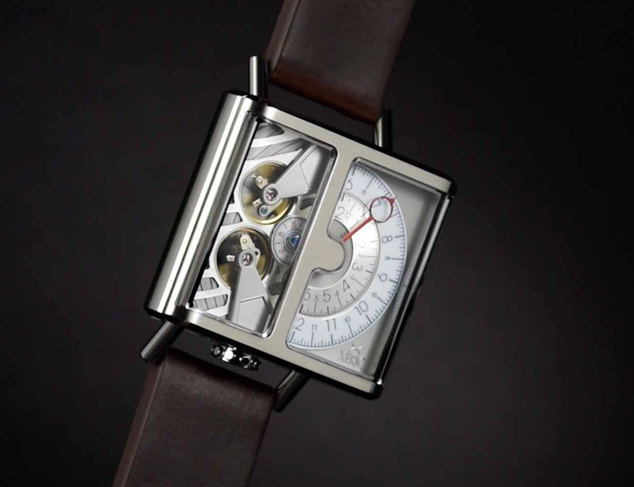 Xeric Soloscope Automatic Limited Edition Watch