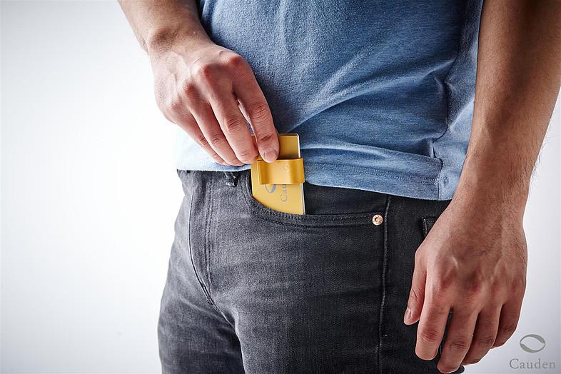 Cauden in pocket