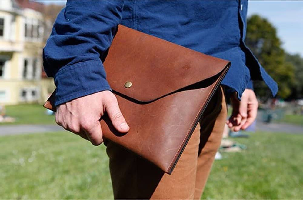 iPad Pro Leather Portfolio by DODOcase