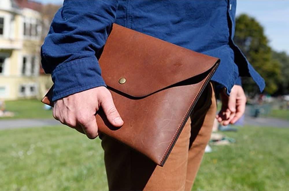iPad Pro Leather Portfolio by DODOcase