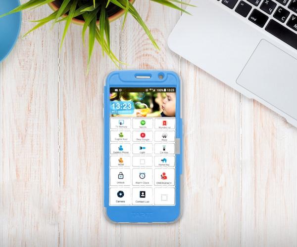 Tapit – Customizable Tactile Keypad Case
