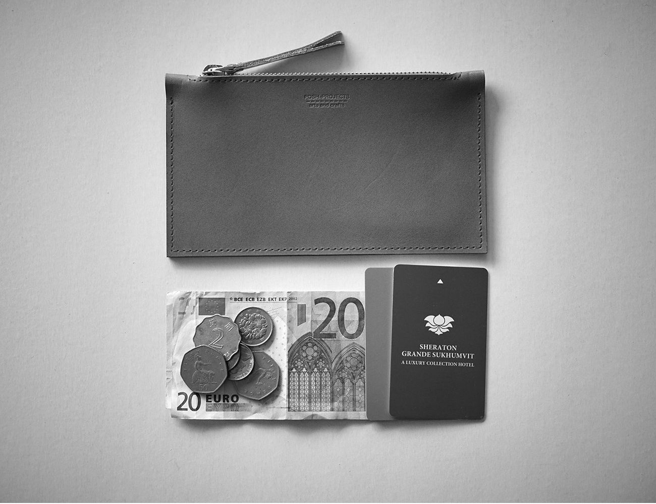 405 Zip Wallet by Posh-Projects