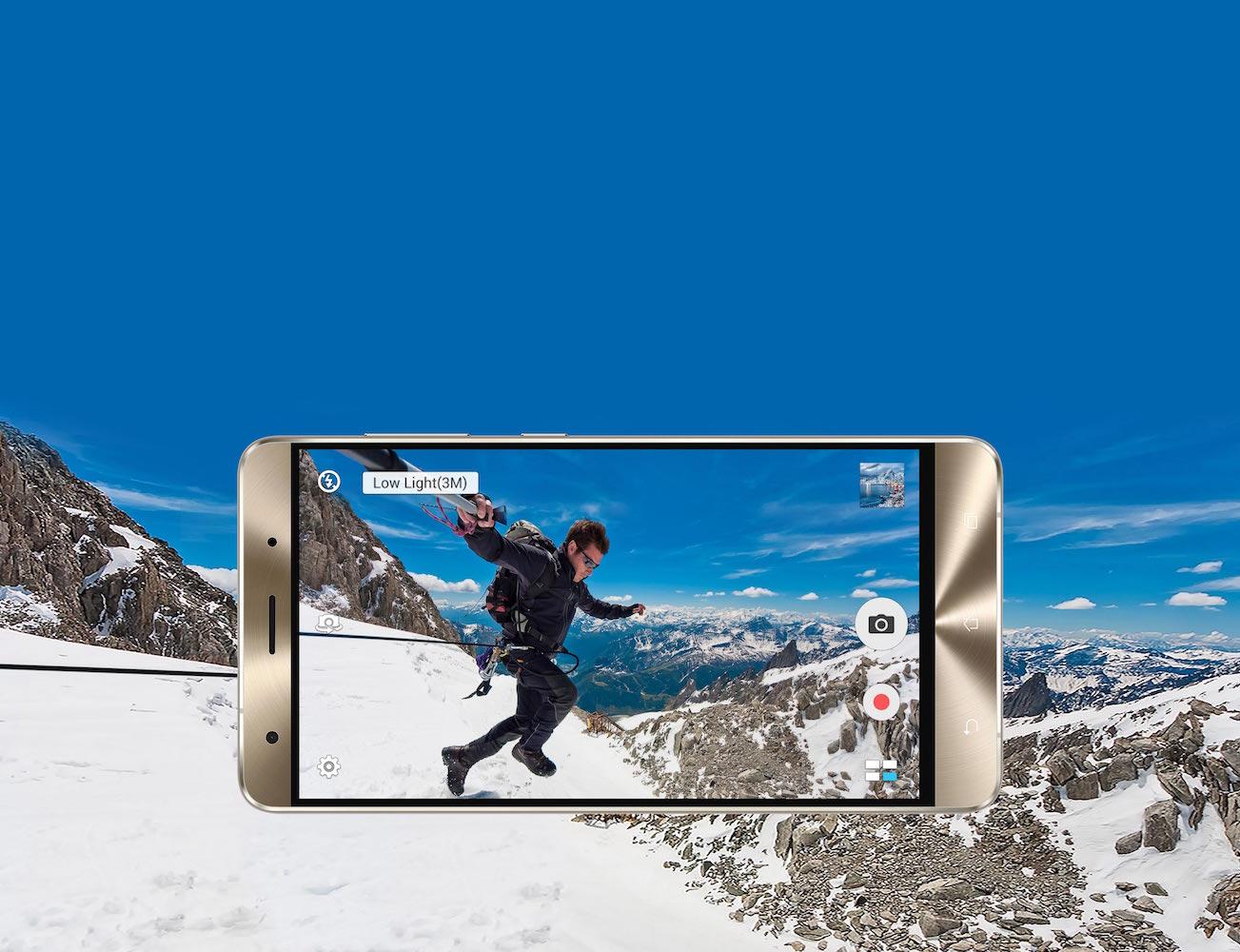 ASUS ZenFone 3 Deluxe Smartphone 01 - ASUS Zenfone 3 Deluxe Smartphone Deals
