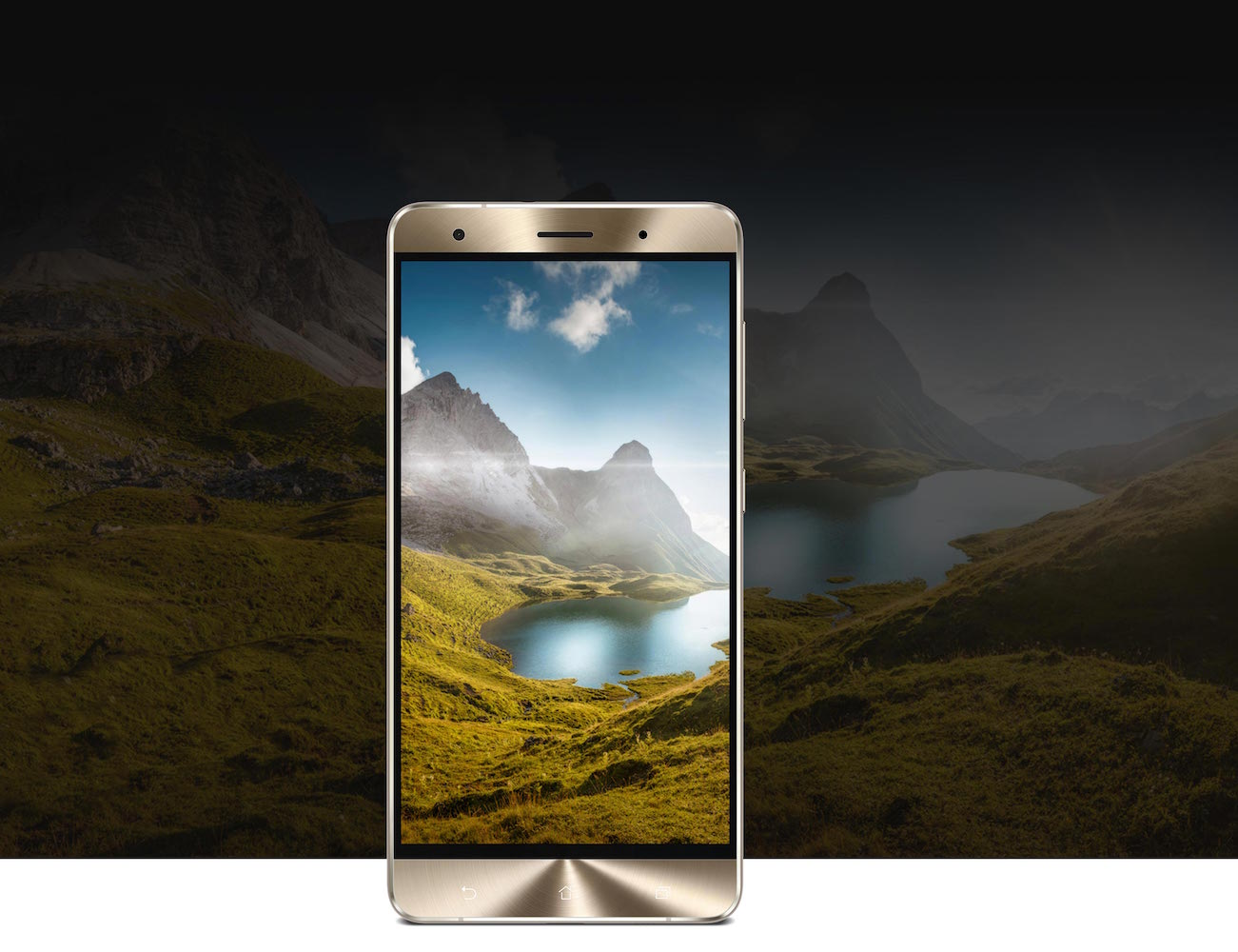 ASUS ZenFone 3 Deluxe Smartphone 03 - ASUS Zenfone 3 Deluxe Smartphone Deals