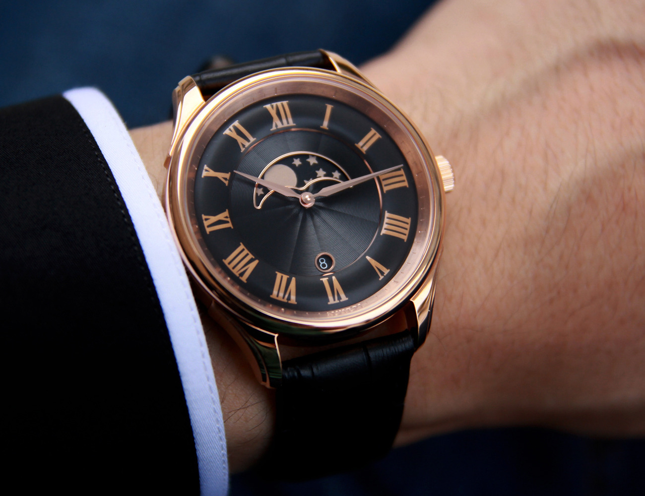 Alvieri – Elegant Watch with a Really Lively Dial