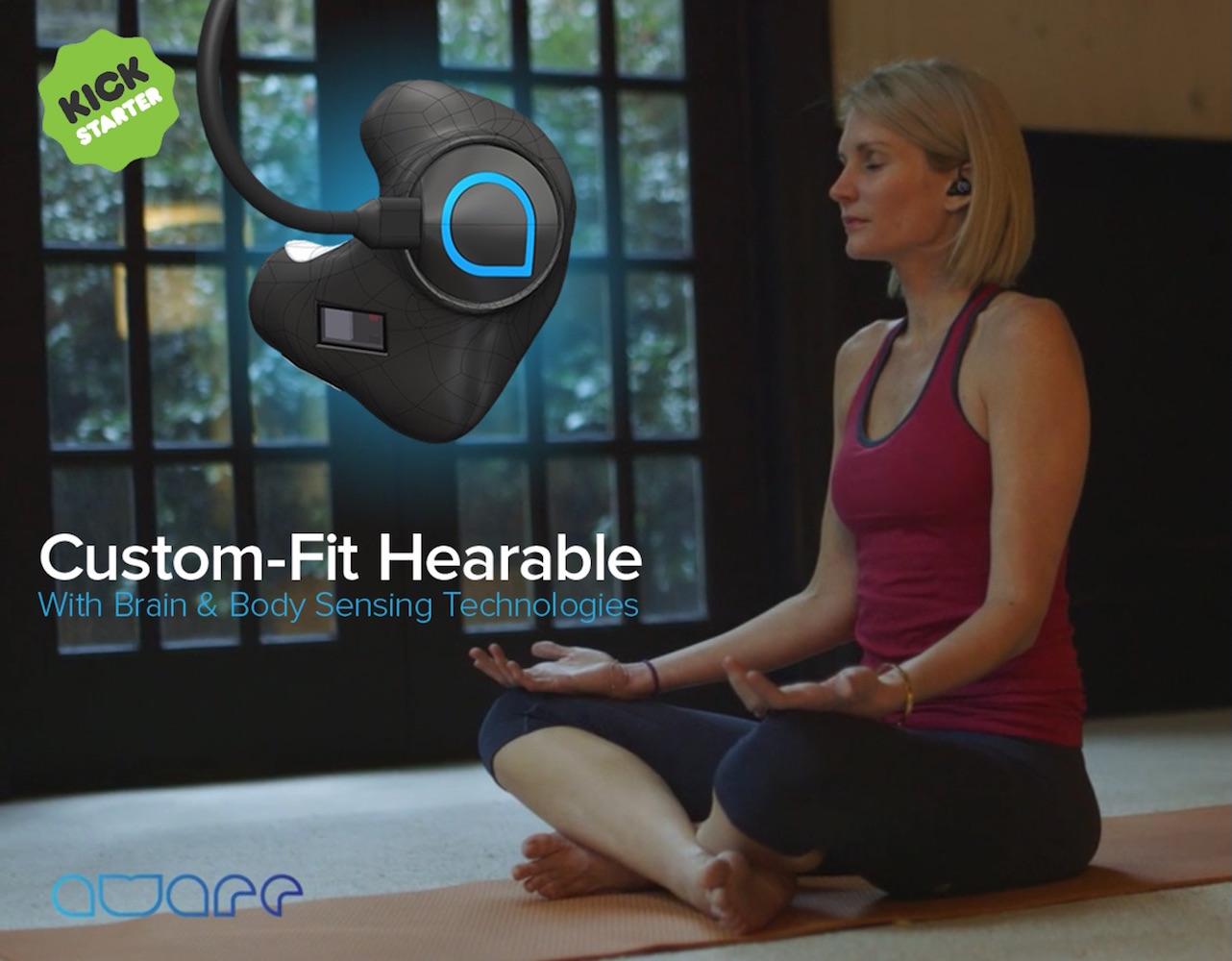 Aware Brain and Body Sensing Headphones
