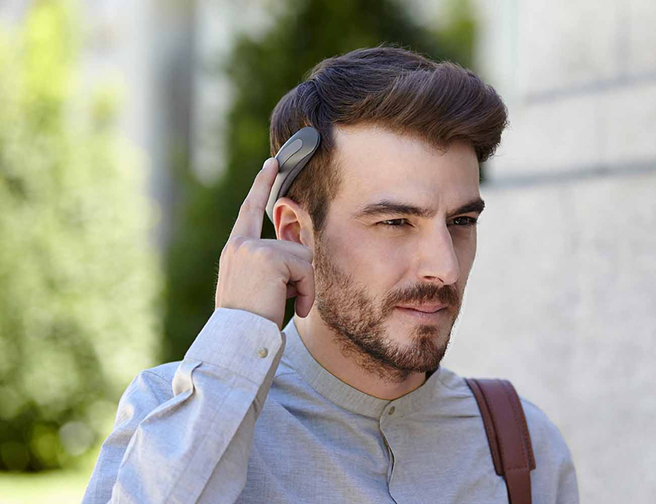 BATBAND – Delivering Acoustics Via Bone Conduction