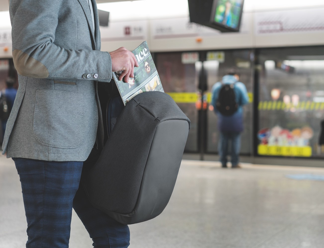 Bobby – The Best Anti Theft backpack by XD Design