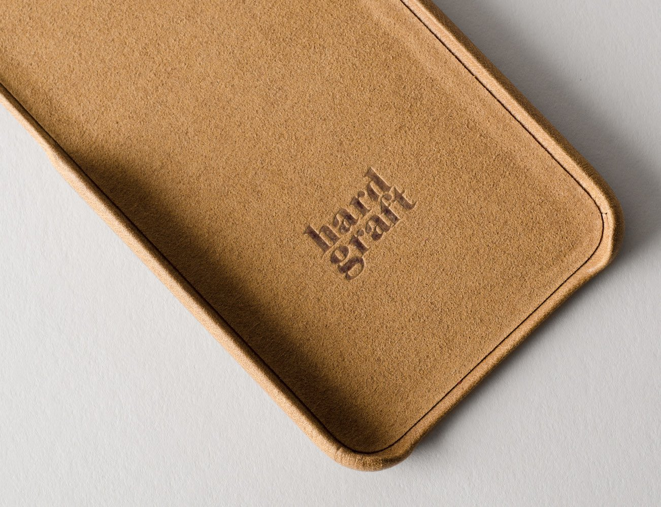 Buff iPhone Cover by Hard Graft