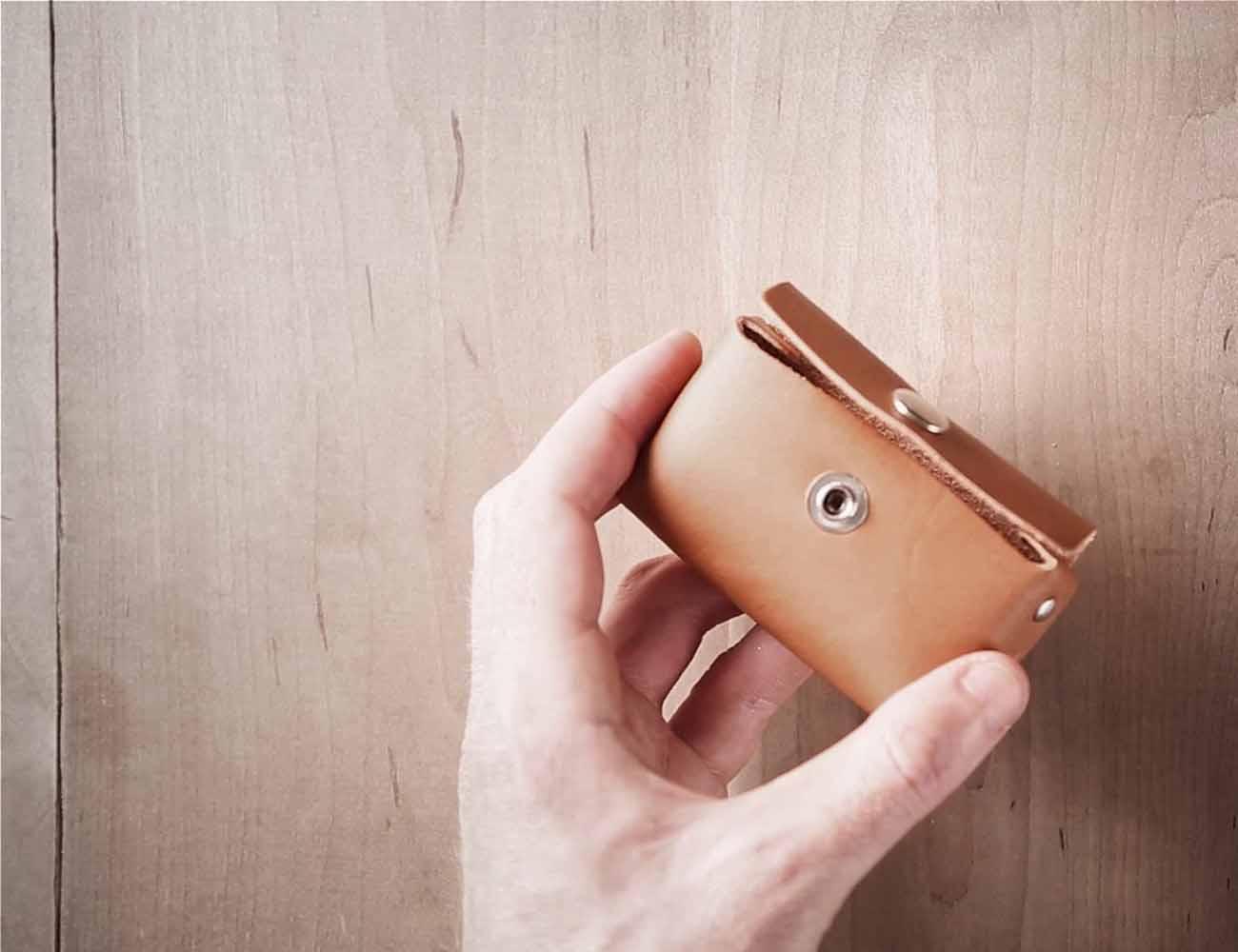 Card Wallet Pouch by Mr. Lentz