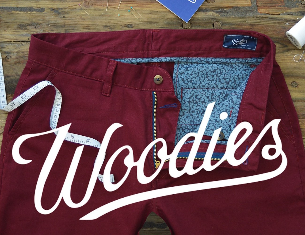 Custom Made To Fit You By Woodies