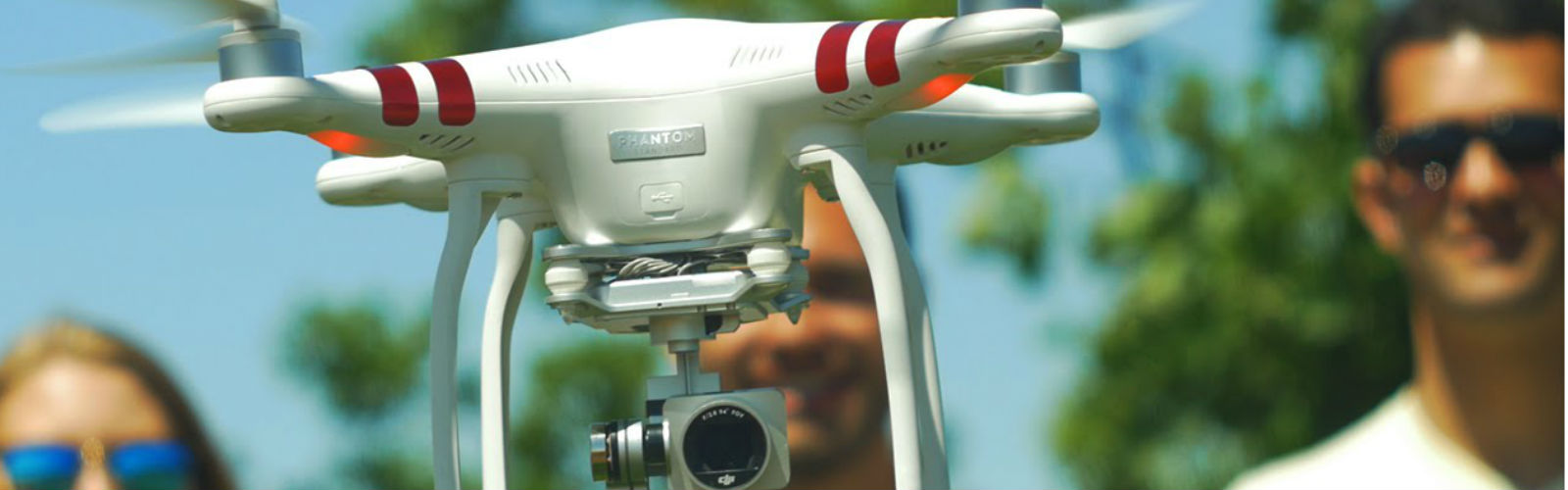 Phantom 3 Standard Drone Makes Your Photography Go Sky High