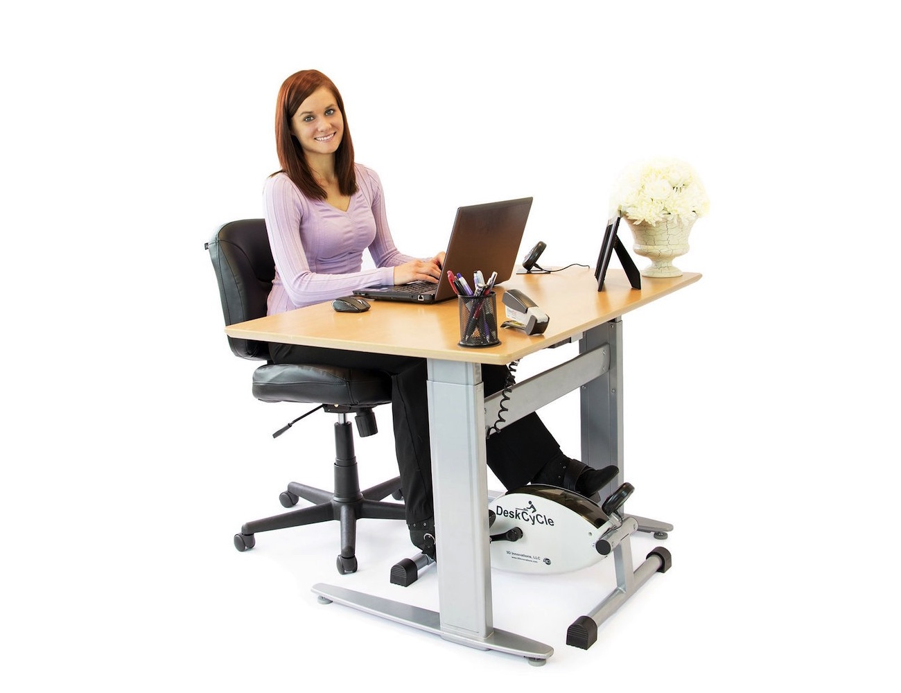 DeskCycle by 3D Innovations