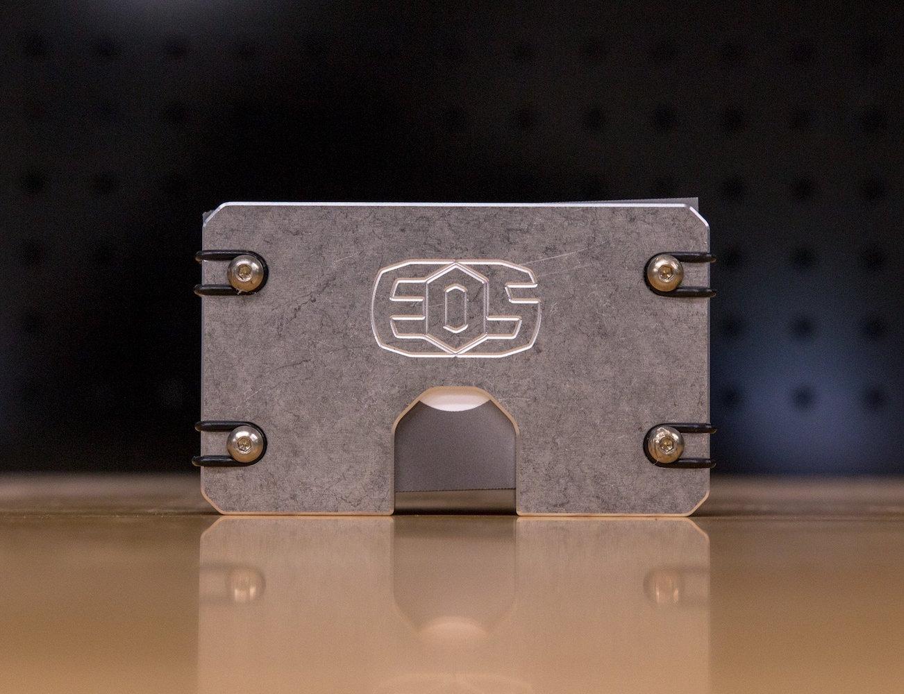 EOS Aluminum Wallet