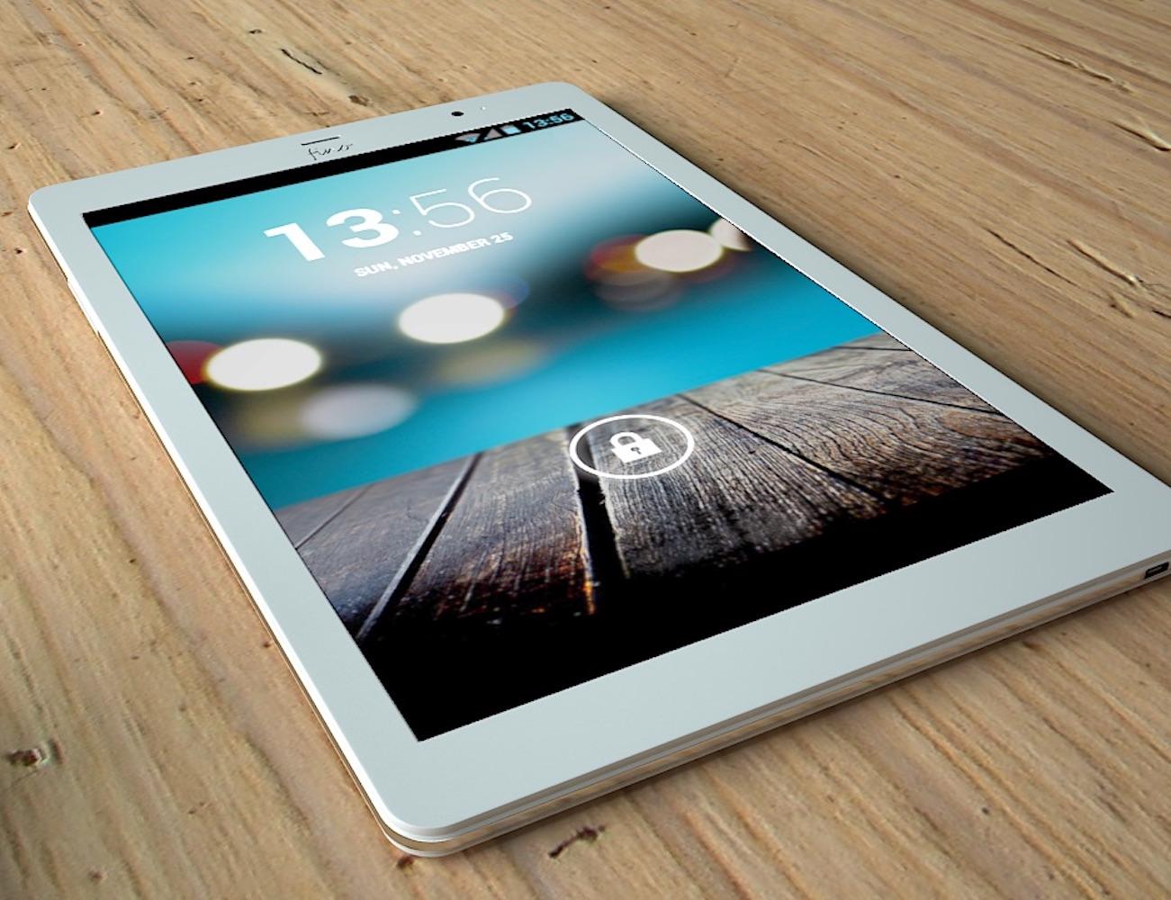 Fino – Worlds First Shatterproof Tablet