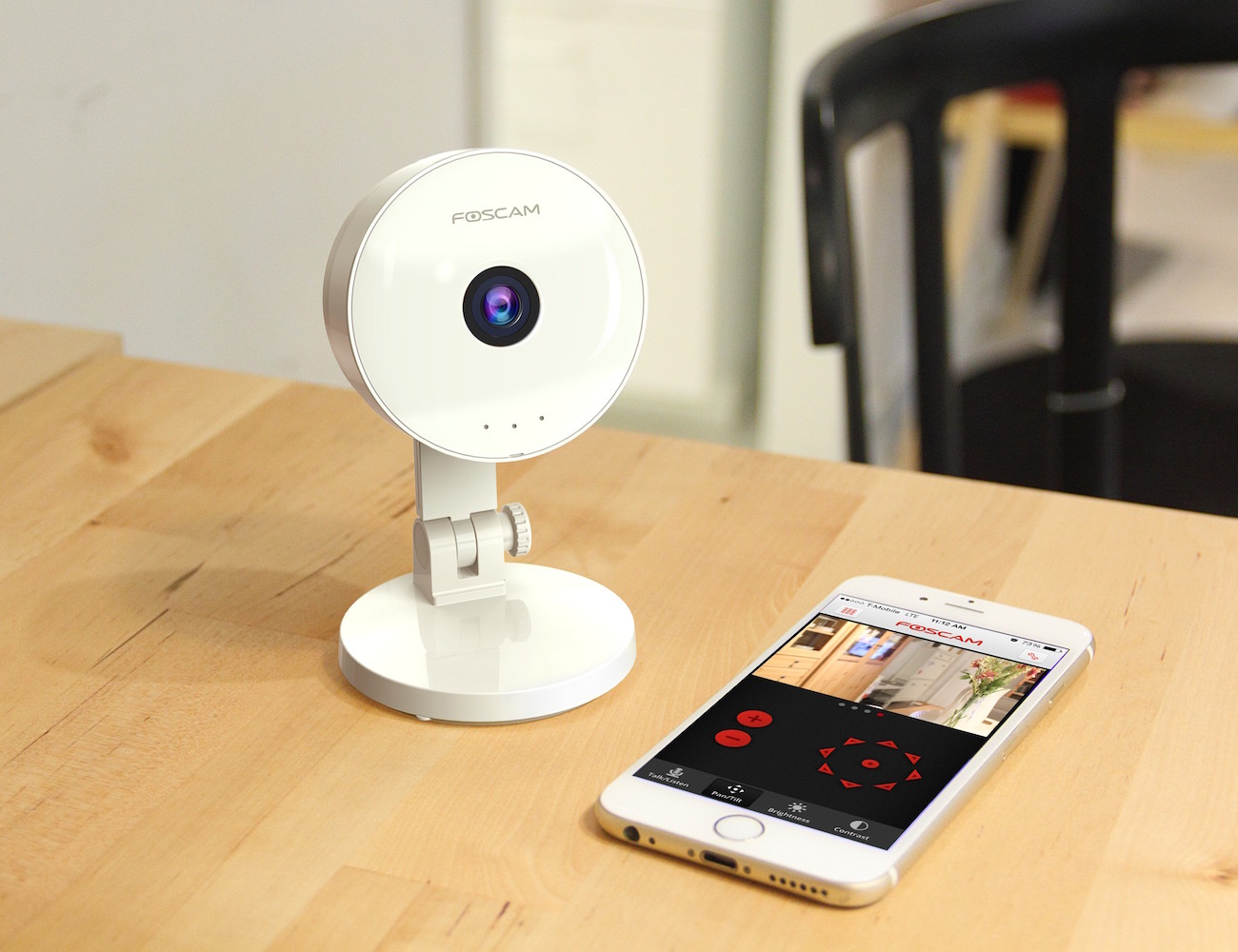 Foscam C1 Lite HD 720P Indoor Wireless Camera