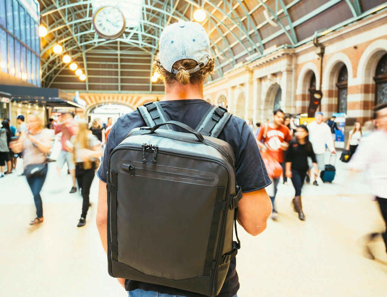 GOBAG – The Ultimate Carry-On Duffel Bag For Any Adventure