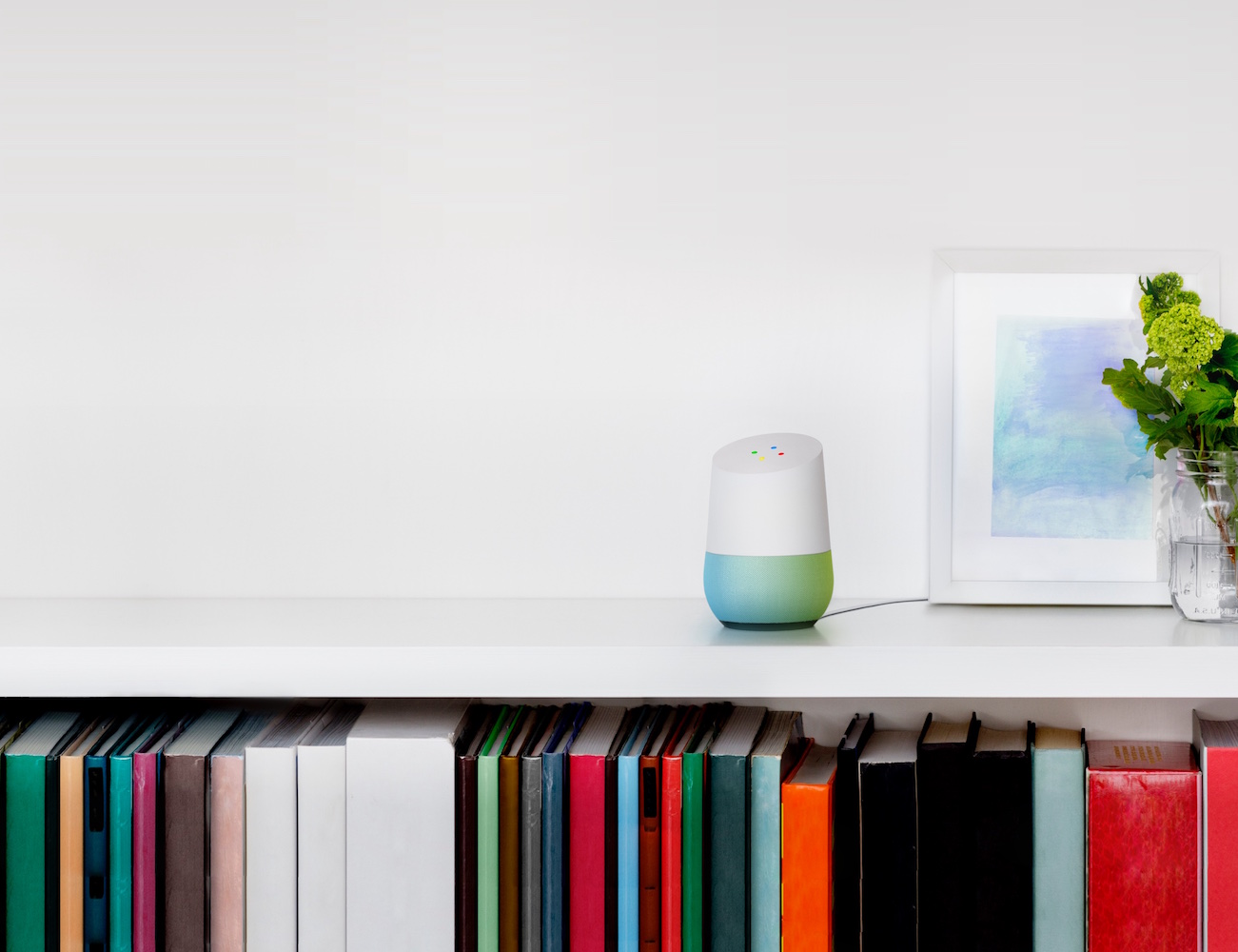 Google Home – Voice Activated Smart Home Assistant